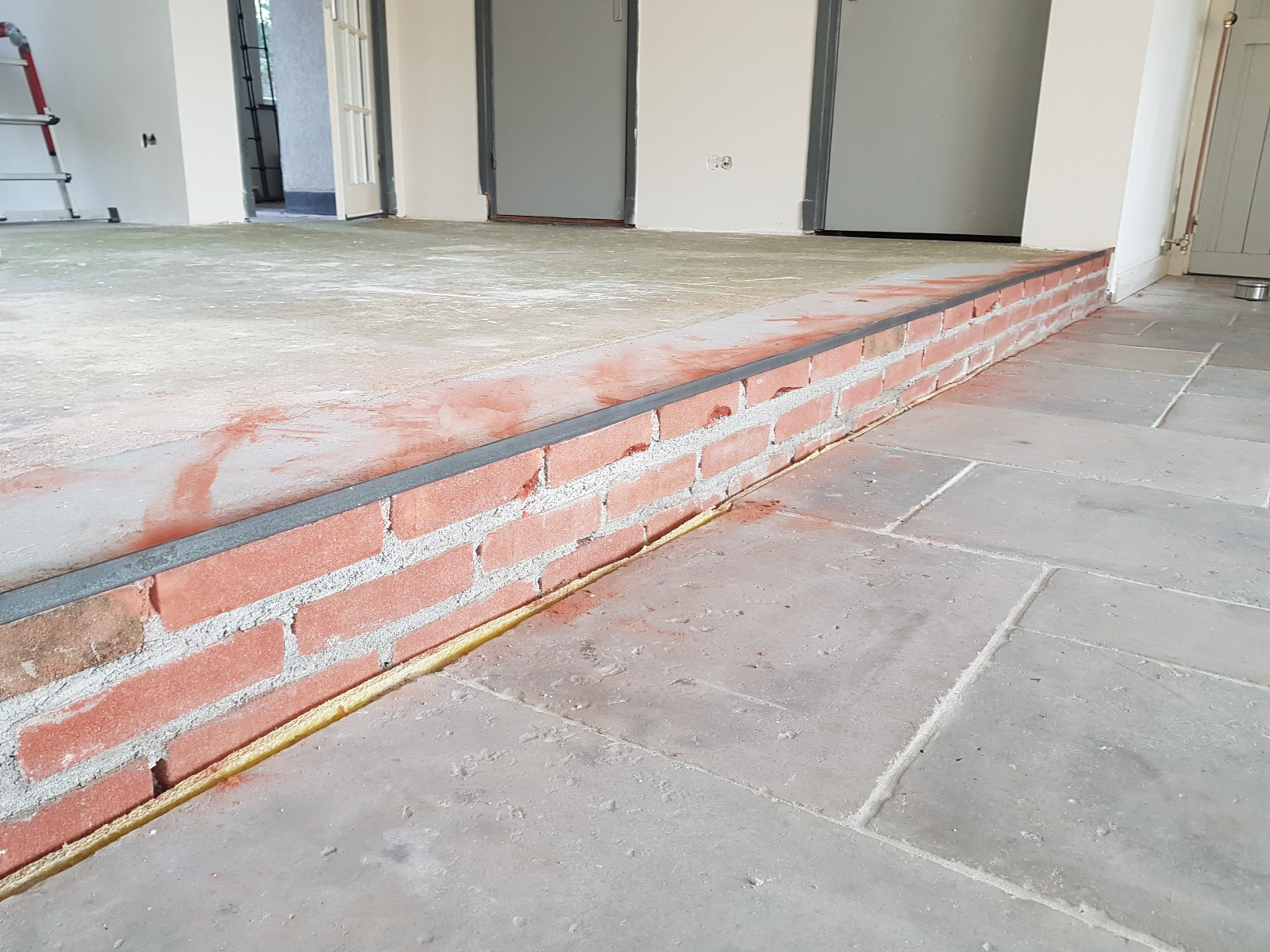 afwerklijst voor houten vloer