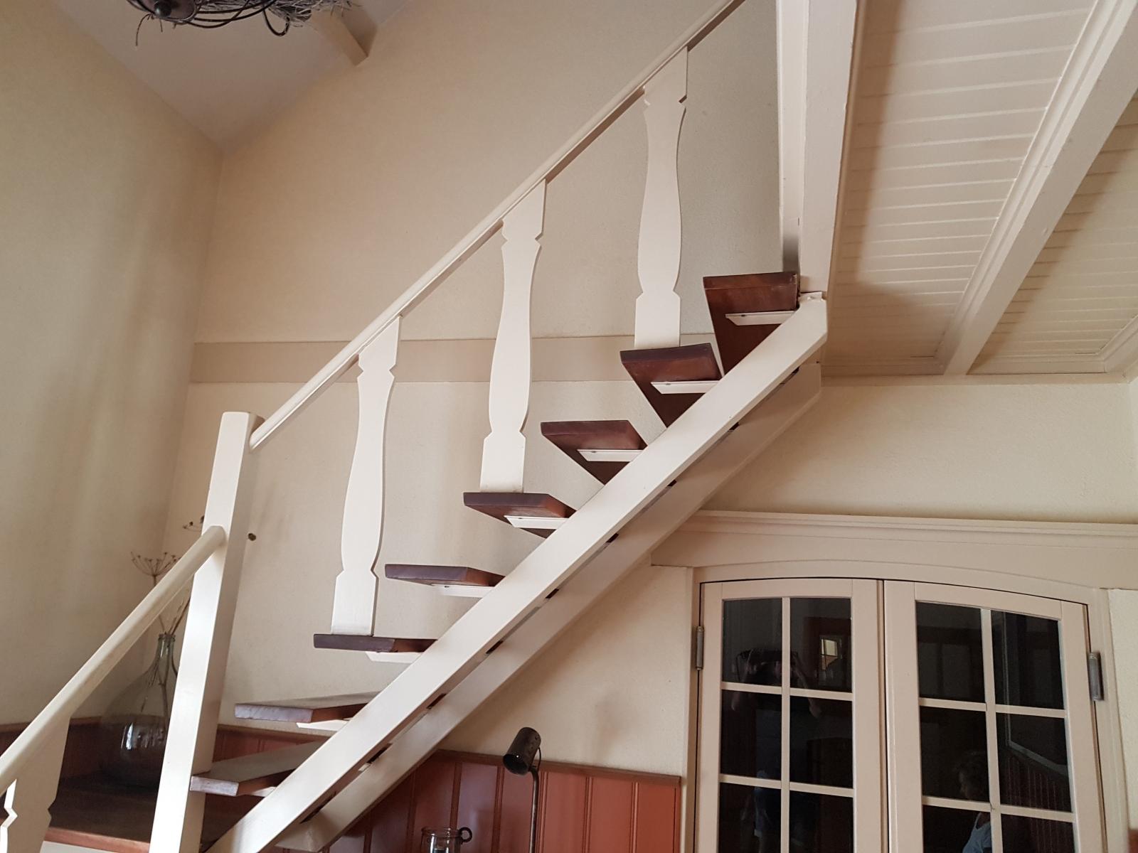 trap renovatie voor